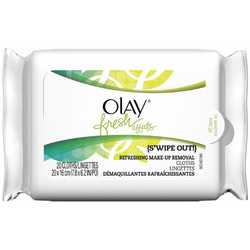 Olay Fresh Effects Swipe Out Makeup Remover Cloths