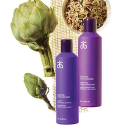 Arbonne Pure Vibrance Shampoo and Conditioner