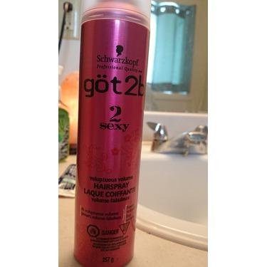 got2b 2 Sexy Voluptuous Volume Hair Spray
