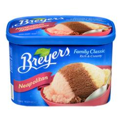 Breyer's Family Classic Neapolitan Frozen Dessert