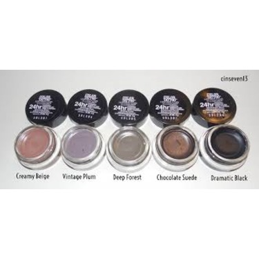 Maybelline Colour Tattoo Leather