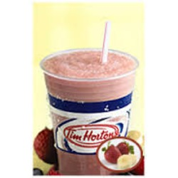 Tim Hortons Fruit Smoothies