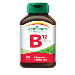 Jamieson Natural Sources B12