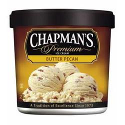 Chapman's Butter Pecan Ice Cream