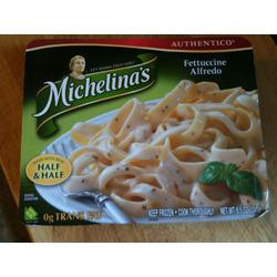 Michelina Fettuccine Alfredo