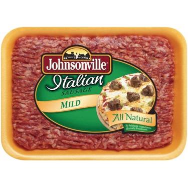 Johnsonville Ground Sausage meat