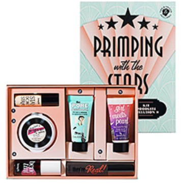 Benefit Cosmetics Primping With The Stars Kit