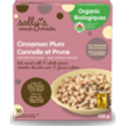 Sally's Cereal Cinnamon Plum