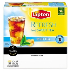 Lipton Refresh Sweet Tea K-Cups