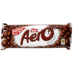 Nestle Aero Chocolate Bar