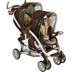 GRACO Quattro Tour Duo Stroller