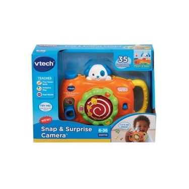 vtech Snap and Suprise Camera