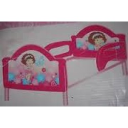 Strawberry Shortcake Toddler Bed from Walmart
