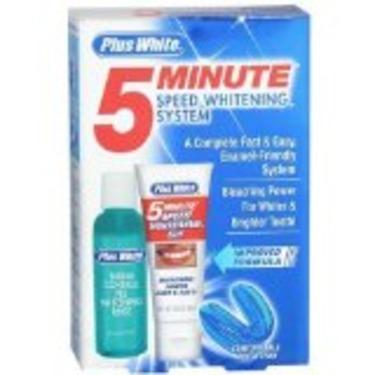 Plus White 5 minute Whitening System