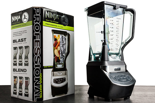 Ninja Professional Blender 1100 Watts Reviews In Food