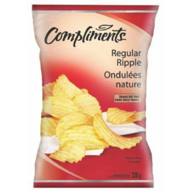 Compliments Potato Chips