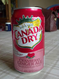 cranberry ginger ale review