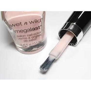 Wet N Wild Megalast Salon Nail Polish