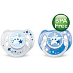 Philips Avent BPA Free Nighttime Pacifier