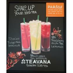 Starbucks Blackberry Mojito Tea Lemonade