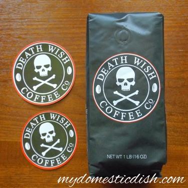 Deathwish Organic Coffee