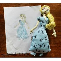 Cryoow Custom Doll