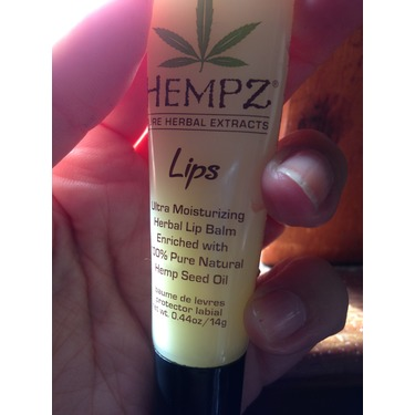 Hempz Herbal Lip Balm