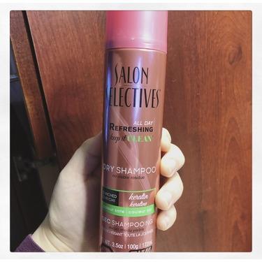 Salon Selectives Dry Shampoo
