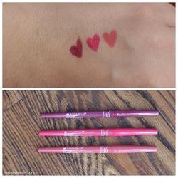 Annabelle Cosmetics Stay Sharp Waterproof Lip Liner