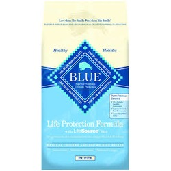 Blue Buffalo Lamb and Rice Puppy Food