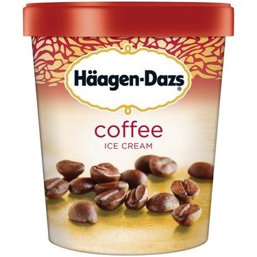 Haagen Dazs Coffee Ice Cream