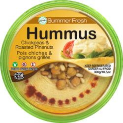 Summer Fresh Hummus
