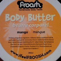 Froosh Body Butter