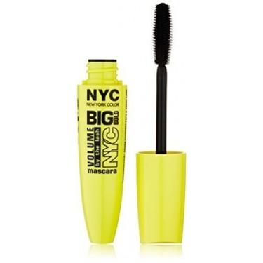 N.Y.C. Big Bold Volume By the Lash Mascara