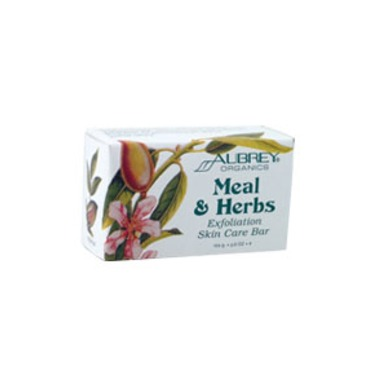 Meal & Herbs Exfoliating Skin Care Bar