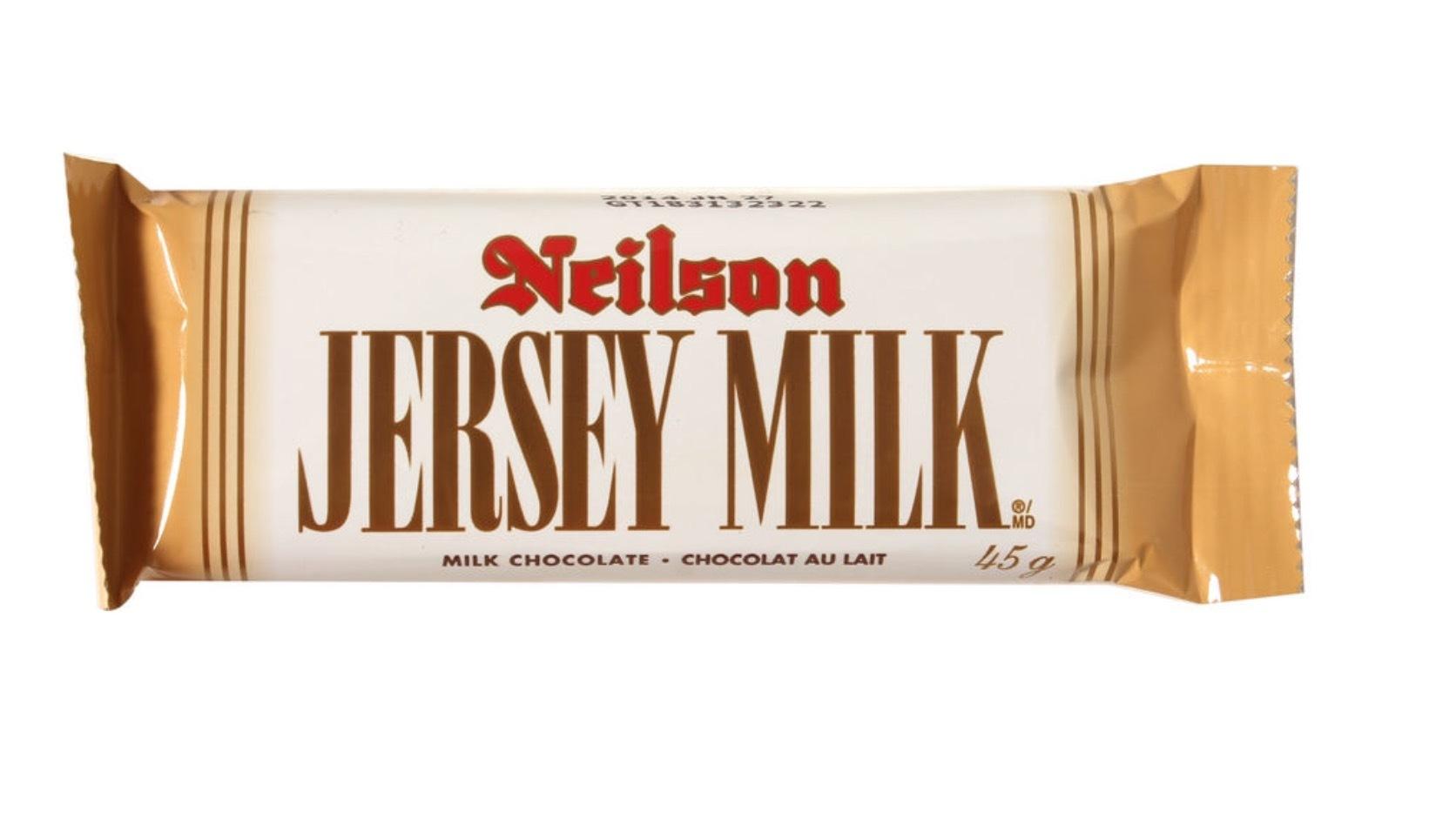 Neilson Jersey Milk Chocolate