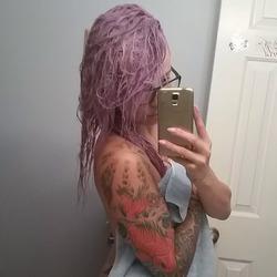 Manic Panic UltraViolet Hair Dye