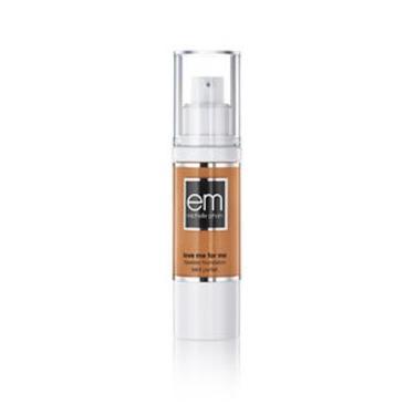 em cosmetics Love Me for Me liquid foundation