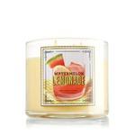 Bath & Body Works 3 Wick Candle - Watermelon Lemonade