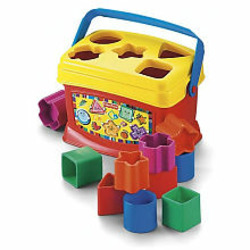Fisher Price Babies First Blocks