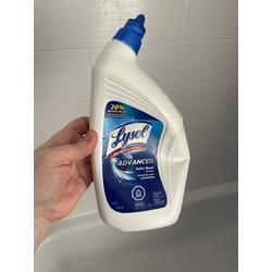 Lysol Advanced Toilet Bowl Cleaner