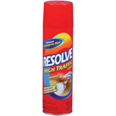 Resolve High Traffic Carpet Cleaner Foam