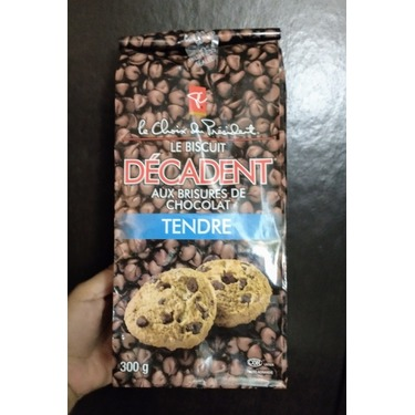 President's Choice Decadent Chocolate Chips