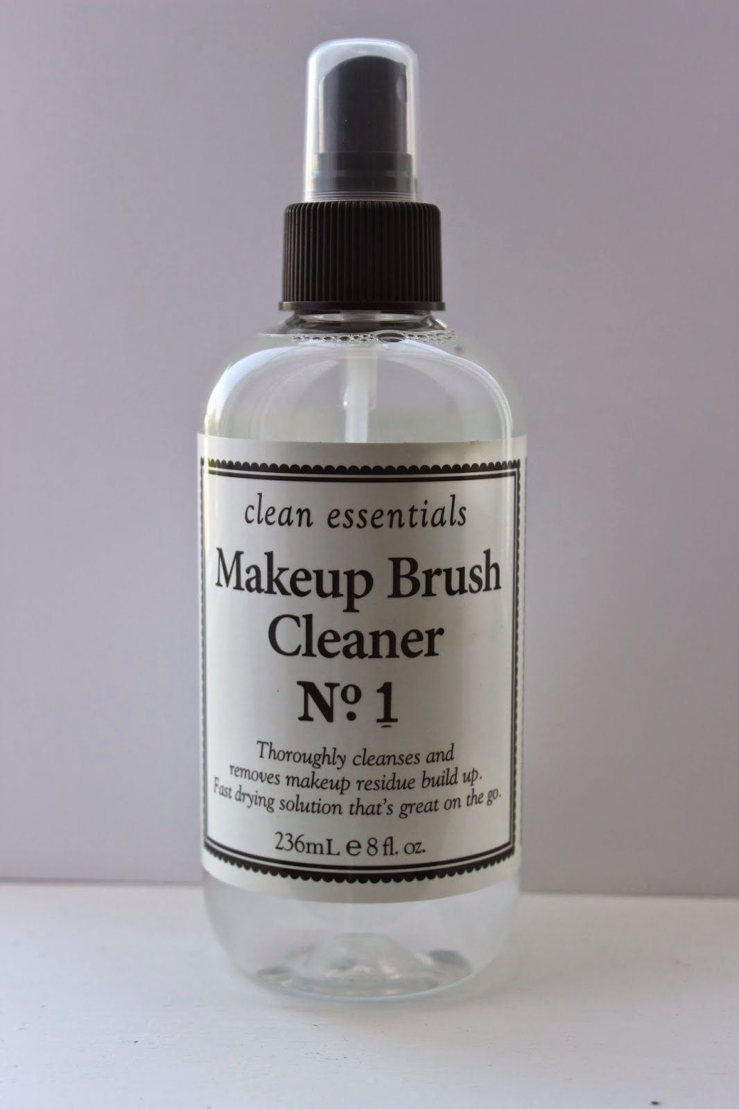 Clean Essential Makeup Brush Cleaner No.1 Reviews In