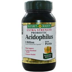 Nature's Bounty Acidophilus