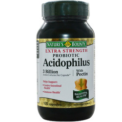 Nature's Bounty Acidophilus