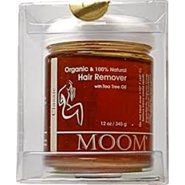 Moom Organic Hair Removal Products