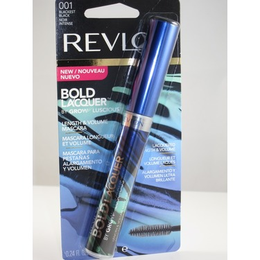 Revlon Bold Lacquer Length and Volume Mascara