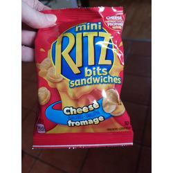 Ritz Bits Sandwiches Cheese