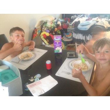 Annie's Homegrown Shells & White Cheddar Macaroni & Cheese